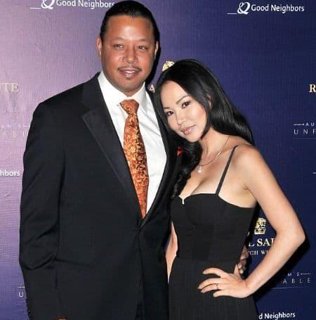Terrence Howard ex-wife